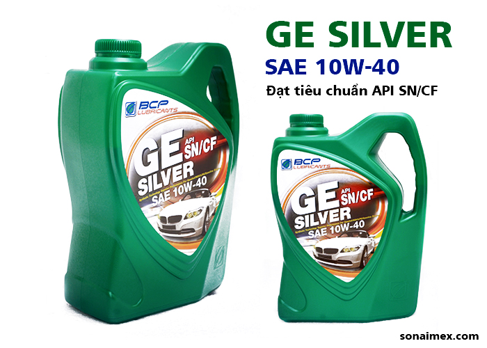 GE SILVER